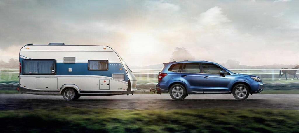 Det bästa för din Subaru.